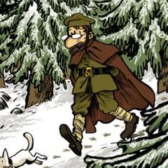 'La guerra del profesor Bertenev': preview de 12 páginas