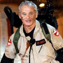 Bill Murray odia el guión de 'Ghostbusters 3' y lo hace trizas con sus propias manos
