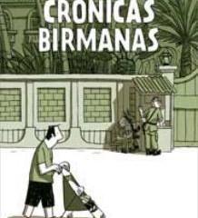 'Crónicas Birmanas', lo nuevo de Guy Delisle