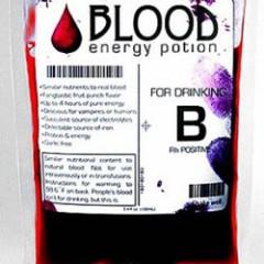 Blood Energy Potion [Frikada de la Semana]