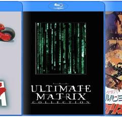 Akira, Matrix y Lupin III, pronto en Blu-ray