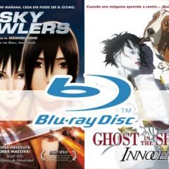 Selecta Visión lanzará 'The Sky Crawlers' y 'GITS 2 Innocence' en Blu-ray a finales de año