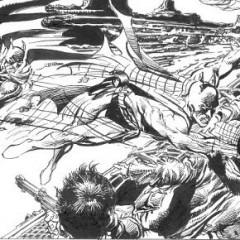 'Batman: Odyssey' adelanto del regreso de Neal Adams al detective