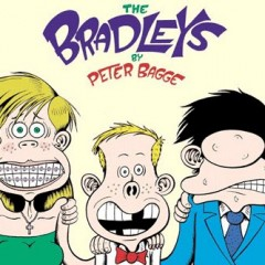 La Fox encarga un piloto de 'The Bradleys', de Peter Bagge