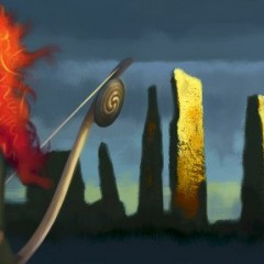 'Brave', arte conceptual de la nueva peli de Pixar