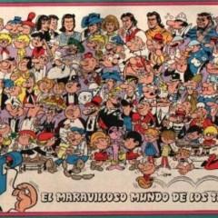 Alégrame el finde: grandes autores del cómic español (II)