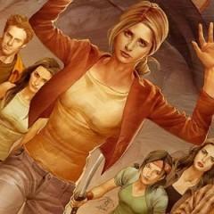 'Buffy Cazavampiros' tendrá motion comic basado en su octava temporada