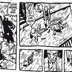 'Camaleón', cómic noir ambientado en Barcelona