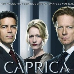 'Caprica' siete nuevos clips del DVD
