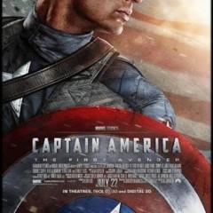 'Capitán América: El Primer Vengador', trailer oficial y nuevo cartel de la peli del Capi.