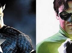 'The First Avenger: Captain America' arranca motores mientras 'Green Lantern' se hace con un equipo brutal