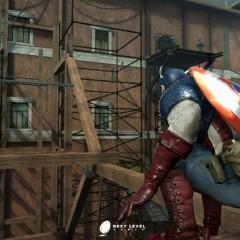 'Captain America: Super Soldier', el videojuego del Capi