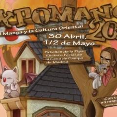Hoy comienza Expomanga 2010