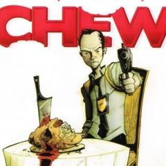 'Chew', el detective gourmet