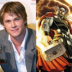 Kenneth Branagh ya tiene a su Thor: Chris Hemsworth