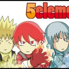 '5 elementos' ya ha vendido 15.000 tomos