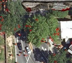 Class 3 Outbreak: Simulador de apocalipsis zombie