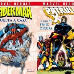 Marvel Héroes: nuevo coleccionable de Panini