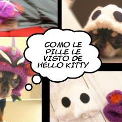 Cosplay para mascotas: Disfraza a tu perro de Evangelion