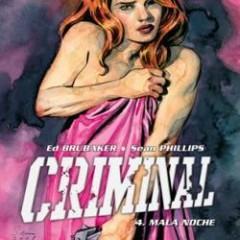 'Criminal 4: Mala noche', continúa esta serie indispensable
