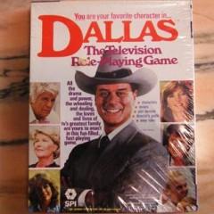 La frikada de la semana: Dallas, el juego de rol de televisión