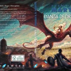 'Danza de Dragones' sale el 22 de junio en castellano