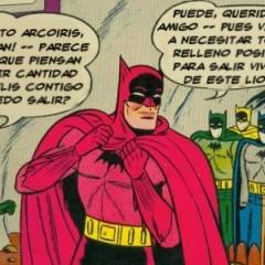¿Ocho películas para Batman?