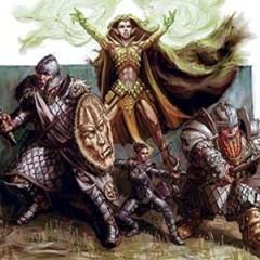 Presentando Dungeons&Dragons 4ª Edición: Escalafones (tiers)