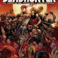 Deadhunter, el juego de rol zombicida y conspiranoico
