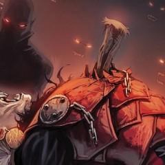 'The Death of Dracula' vampiros para el inicio de la Heroic Age mutante