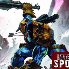 'Deathstroke' #1 comienza con mucha acción [The New 52]
