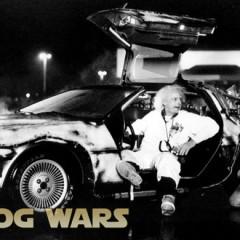 [Blog Wars] El DeLorean de Regreso al Futuro: La máquina del tiempo definitiva