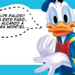 El Pato Donald cumple 75 años