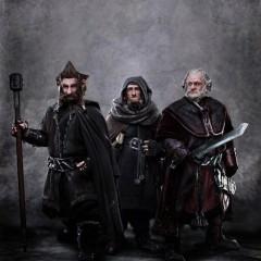 Diario de rodaje de 'El Hobbit', segunda entrega (y Dori, Nori, Ori, Gloin y Oin)