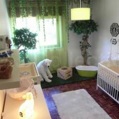 Un cuarto de bebé inspirado en 'Lost' [Frikada de la Semana]