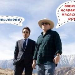 Favreau y Downey Jr. harán triplete en Iron Man y Vengadores