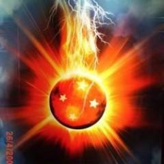 Primer poster de la película de Dragon Ball