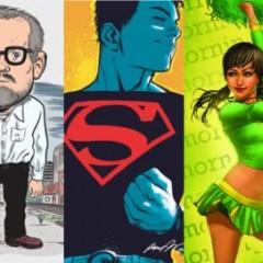 Nominados a los Premios Eisner 2011