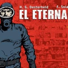 'El Eternauta', nieva sobre Buenos Aires