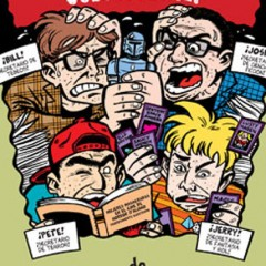Alégrame el finde: 4 cómics protagonizados por frikis