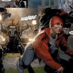 Eminem protagonizará una peli de terror que también tendrá versión en cómic