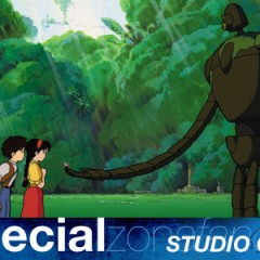 El Castillo en el Cielo [Especial Studio Ghibli]