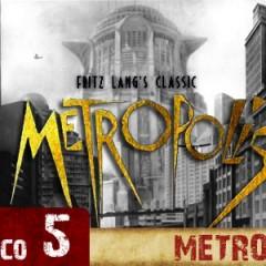 Metrópolis, de Fritz Lang [Cine Distópico]