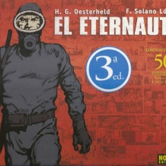 Muere Francisco Solano López, dibujante  de 'El Eternauta'