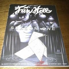 'Fan Hell: Season One', el recopilatorio de las tiras de Llort y Adrik en ZonaFandom