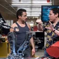 Favreau ve «poco realista» el estreno de Iron Man 2 para 2010