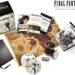 'Final Fantasy XIV' ya disponible en edición coleccionista