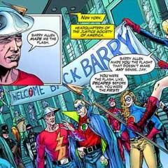 Primeras imágenes de 'Flash: Rebirth' (NYCC'09)