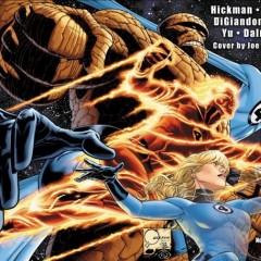 Marvel confirma el regreso de 'Los 4 Fantásticos' en noviembre