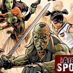 'Frankenstein: Agent of S.H.A.D.E.': como si a la Troma le diera por hacer cómics DC [The New 52]